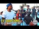 5'9 Isaiah Thomas vs 4'5 Mani Love For $500 at VBL!!! WHO YOU GOT!?