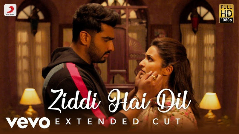 Ziddi Hai Dil Full Song Arjun Parineeti Mannan Shaah Javed Akhtar