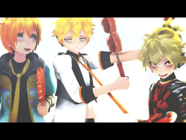 MMD 11k SPECIAL HOTTO DOGU!! [Motion DL]