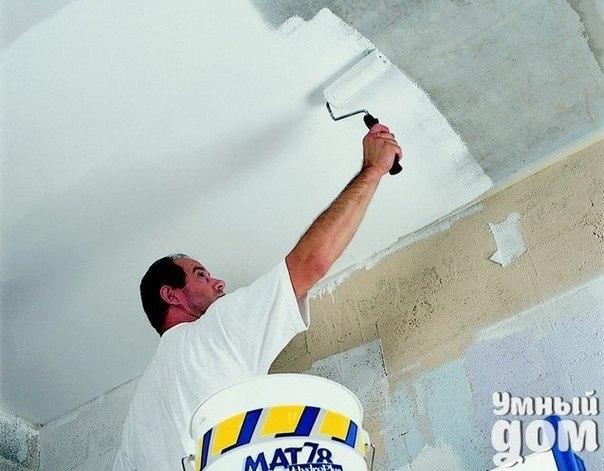 Чем шпаклевать стены в ванной под покраску