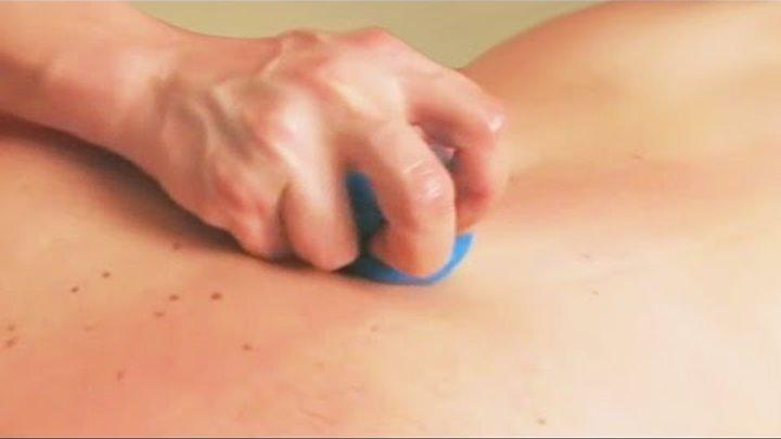 Баночный (вакуумный) массаж тела. Обучающий видео урок по технике баночного (вакуумного) массажа