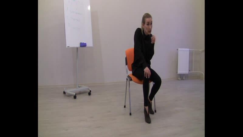 Мастер класс Евгении Венгер что такое голос и как им управлять