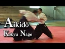 合気道 呼吸投げ(一教変化技) ‐ Aikido Kokyu Nage in Italy
