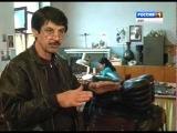 Вячеслав Мастафов рассказывает о черкесских седлах - Наше наследие (09.04.2014)