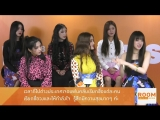 180930 (G)I-DLE - Room Service News KCON 2018 Thailand @ Interview