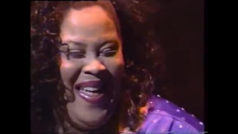 Blackbox Feat. Martha Wash - I Dont Know Anybody Else (TV Show in Japan, 1993)