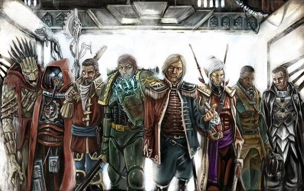 Ролевая игра warhammer 40 000 life is feudal mmo inceleme