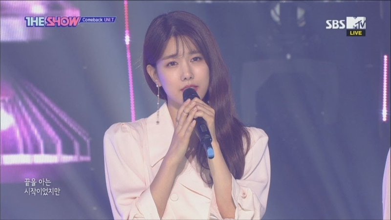 UNI.T, Begin with the end [THE SHOW 180918]