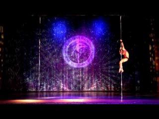 Едемская Дарья - Miss & Mister Pole Dance Russia 2014