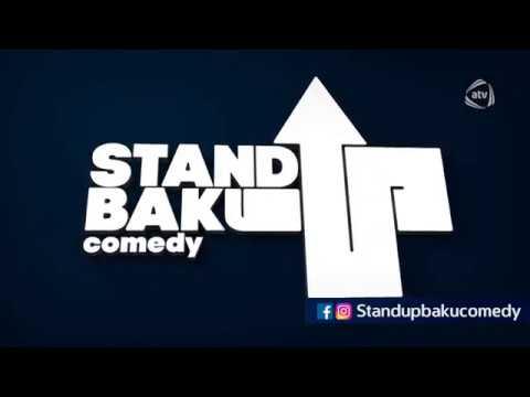 Stand UP Baku (1-ci şou)