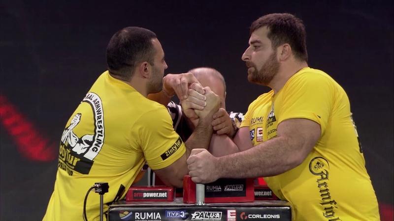 Babayev vs Kvikvinia, Zloty Tur 2016