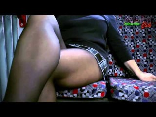 mala pani 2 Nylons,Stockings, High heels and short skirt Part 2 18+ adults only