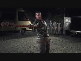 TEKKEN 7 - Season Pass 2 Reveal_ Negan from AMCs The Walking Dead _ PS4, X1, PC