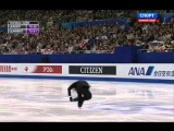 2015 World Figure Skating Championships. Men - FP. Takahito MURA