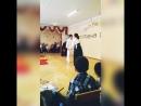 Показательное выступление в детском саду АЙКИДО
