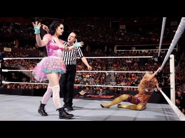 WWE RAW 16 02 15 Summer Rae Vs Paige Español Latino