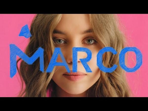Open Kids Love Marco Кольоруй Свої мрії олівцями Marco!