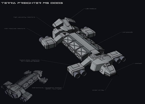 Обои для рабочего стола скачать бесплатно - Космические корабли