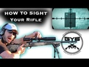 Fastest Way to Sight in a 2 shots!