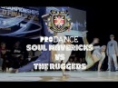 SOUL MAVERICKS vs THE RUGGEDS | UK B-Boy Championships 2014 - BBoy Crew Semi Final