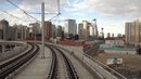 C-Train Blue Line in 4 Minutes (Time Lapse)