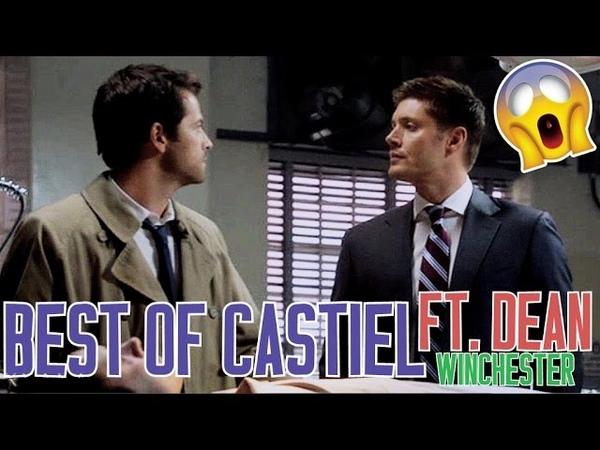 The BEST of CASTIEL (ft. Dean) [HUMOR]