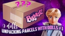 Unpacking parcels with dolls 3 / Распаковка посылок с куклами 3 9 dolls