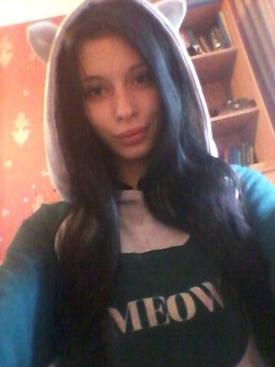 Ника Свежинцева, 16 февраля 1995, Красноярск, id110285437