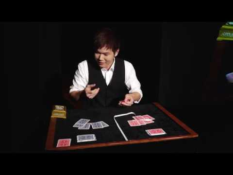 Eric Chien 2018 Fism Grand Prix Act -Ribbon-
