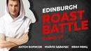Roast Battle Stand Up Стенд ап Эдинбург