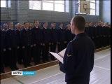 Будущие моряки приняли присягу в карельской столице