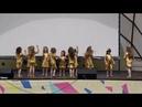 День России. Макарена.  Школа танцев Гран Па.