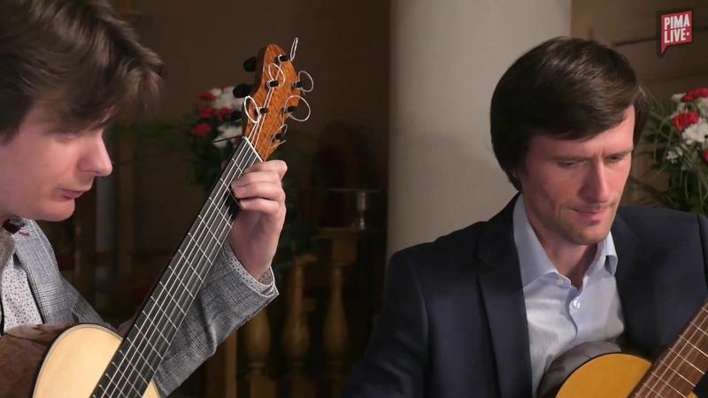 Adam Darr - Duo Concertant N 14, II - Allegro moderato