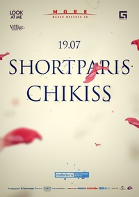 SHORTPARIS и CHIKISS в клубе МОРЕ