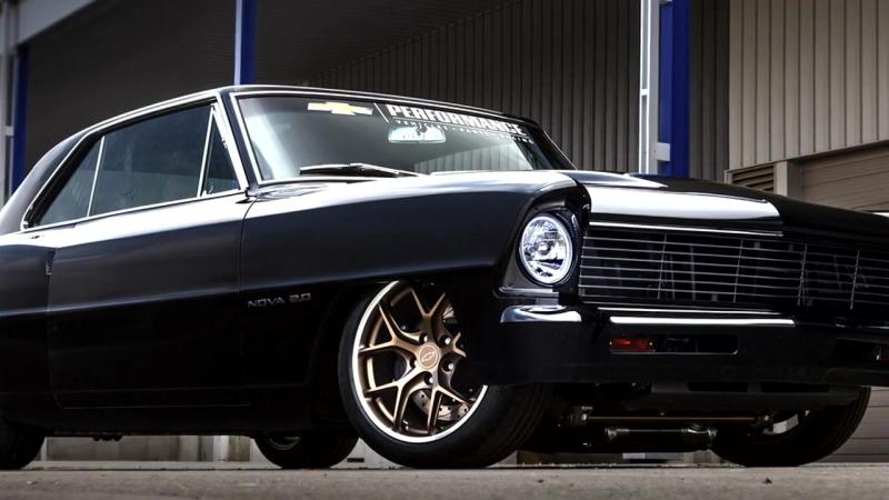 Sacrilegious 1967 Chevy Nova Ditches V8 For A 2.0L Turbo