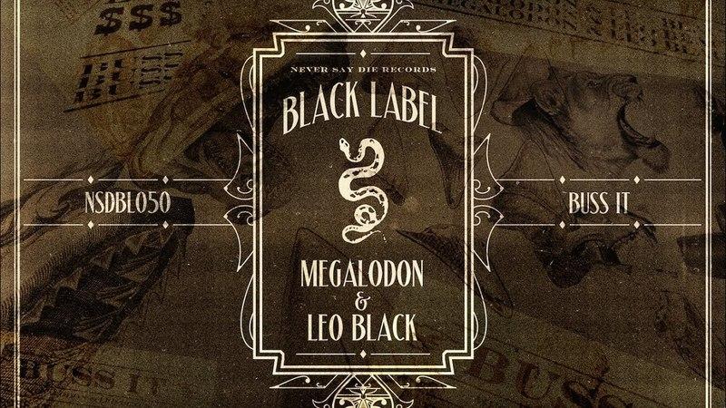 Megalodon Leo Black — Buss It
