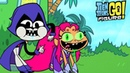 Мини Титаны ЮНЫЕ ТИТАНЫ ВПЕРЕД 2/Teen Titans Go! Figure - БОИ ОНЛАЙН С ДРУЗЬЯМИ