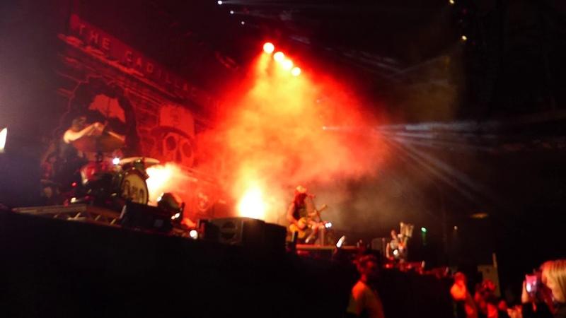 Tennessee Mojo - The Cadillac Three Glasgow 09/12/18