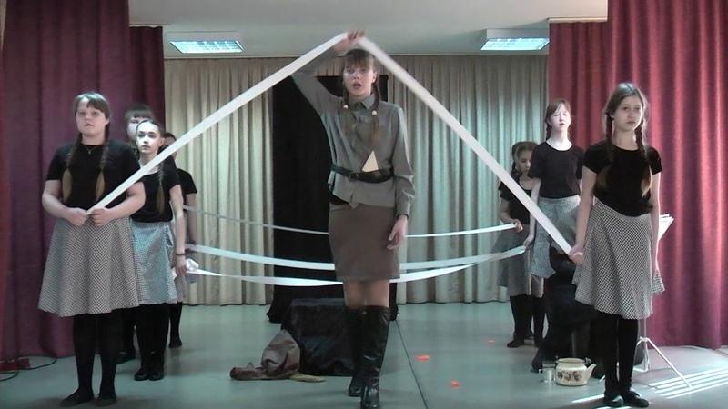Фестивальный спектакль Ангел мой Сашенька