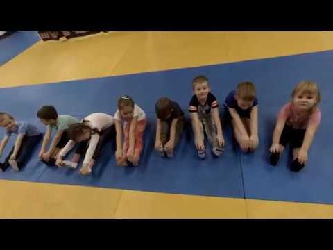Акробатика 4-6 лет SportMax