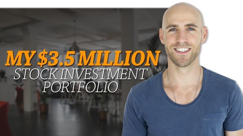 My $3 5 Million Stock Investment Portfolio 💰 How I Generate $8000 Per Month Passive Income