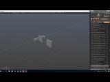 modeling only keyboard in Blender