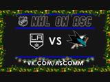 NHL   Kings VS Sharks
