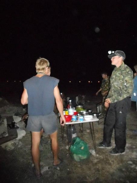 Военно-археологическая экспедиция - Аджимушкай-2013 VLk-upxaXdk
