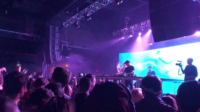 WAVEDASH Ray Volpe AFK SLANDER SLANDER Presents The Headbangers Ball Tour