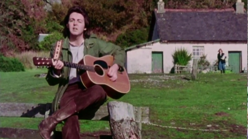 Paul McCartney Wings Mull of Kintyre HD 1080p