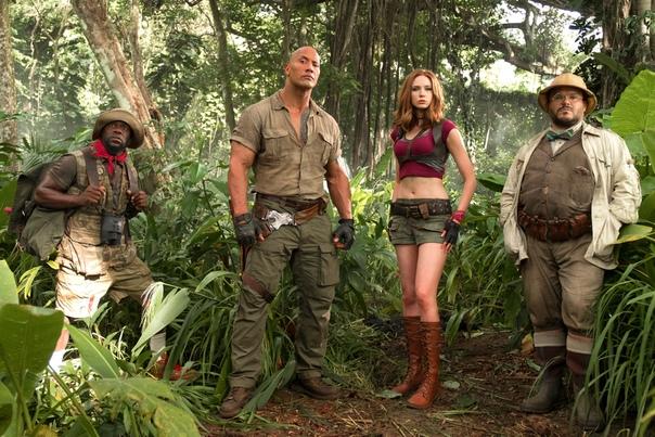 Новый уровень: вышел дебютный трейлер фильма «Джуманджи 3» Дуэйн Джонсон и Дэнни ДеВито отправляются в совместное приключение. Студия Sony представила первый трейлер грядущего продолжения