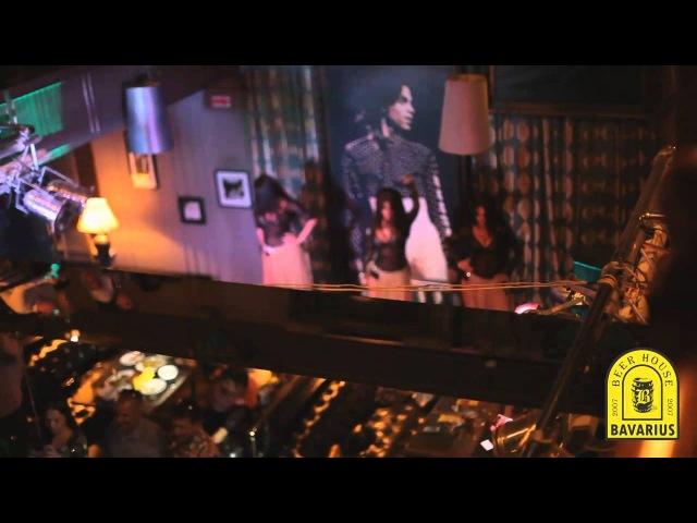 Группа Горячий шоколад • BEER HOUSE BAVARIUS • Inside production 2013