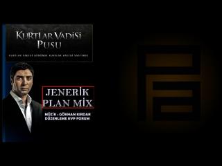 Kurtlar Vadisi - Jenerik Plan Mix (Yüksek Kalite)