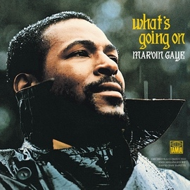 Marvin Gaye альбом What's Going On